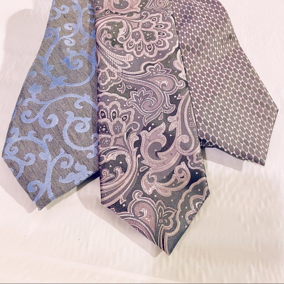MICHAEL KORS: Set of 3 Silk Ties